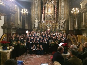 Concerto Basilica di Santa Maria della Steccata di Parma